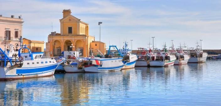 Ponti di primavera in Puglia