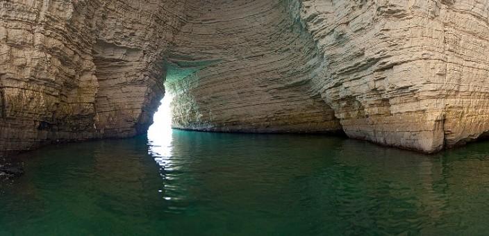 Le grotte marine di Vieste