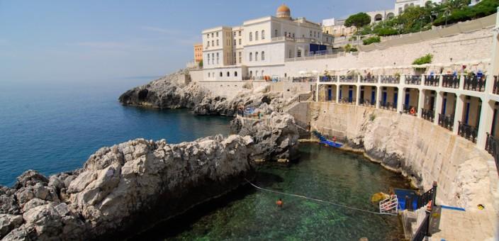 Santa Cesarea Terme in Puglia un misto tra leggenda e storia