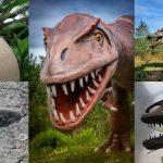 Scopri il Parco dei Dinosauri di Borgo Celano alle porte del Gargano