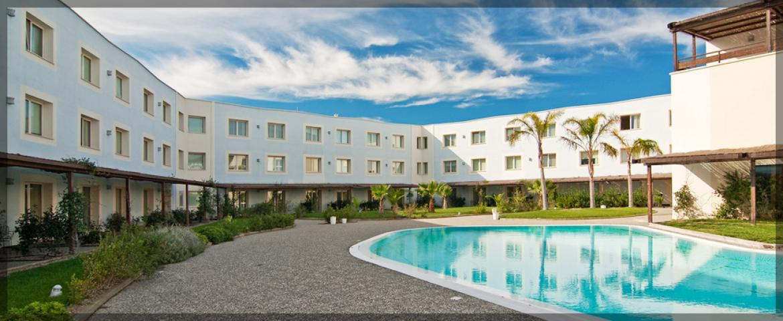 Offerta ponte ognissanti a manfredonia - Hotel maranza con piscina coperta ...