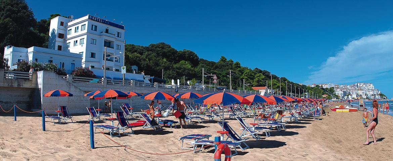 Soggiorno Con Spa : Offerta pasqua sul mare a rodi garganico
